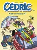 CEDRIC 27. WANNEER...