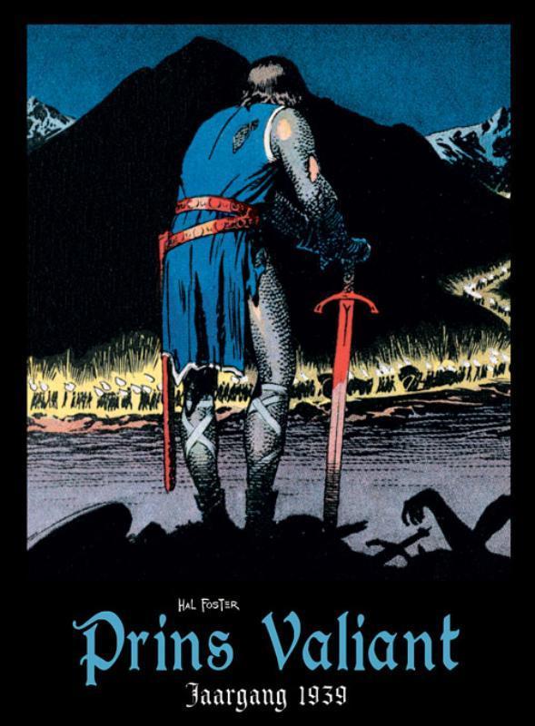 Prins Valiant: Jaargang 1939 Prins Valiant, Foster, Hal, Hardcover
