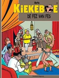 De fez van Fes KIEKEBOES DE, Merho, Paperback