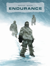 Endurance ENDURANCE, Marc-Antoine Boidin, Hardcover