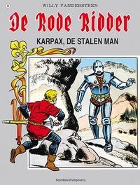 RODE RIDDER 082. KARPAX DE STALEN MAN De Rode Ridder, Biddeloo, Karel, Paperback