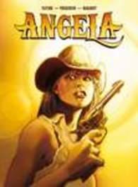 ANGELA HC01. ANGELA ANGELA, VATINE, OLIVIER, PECQUEUR, DANIEL, Hardcover