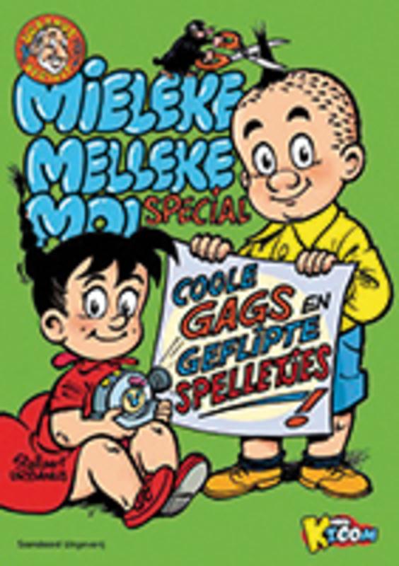 Mieleke Melleke Mol: Special Urbanus vertelt, Urbanus, Paperback