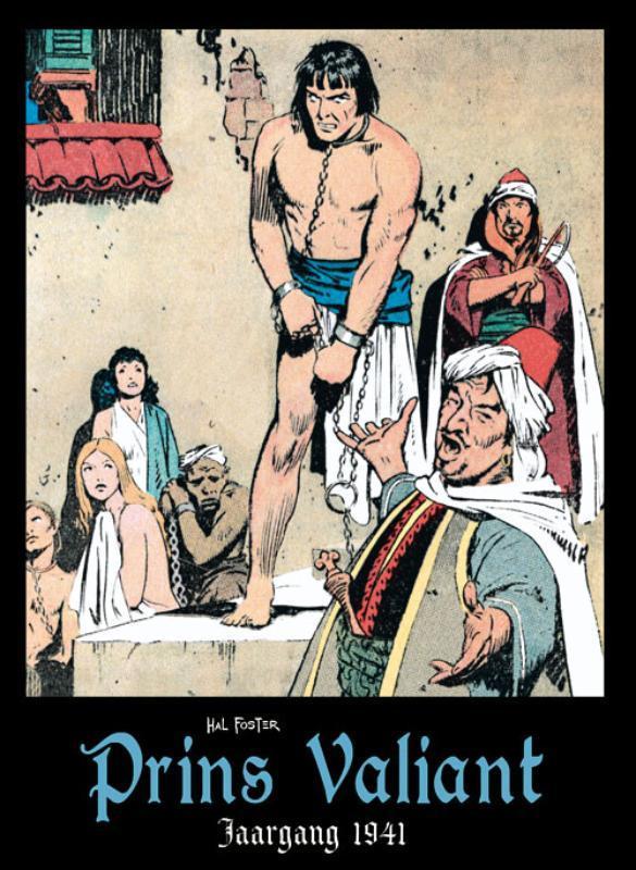 Prins Valiant: Jaargang 1941 jaargang 1941, Hal Foster, Hardcover