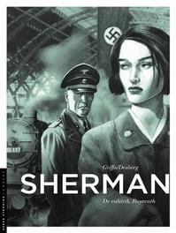 SHERMAN 04. DE VALSTRIK BAYREURTH 4/6 SHERMAN, Desberg, Stephen, Paperback