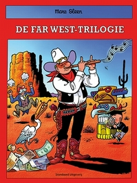 NERO TRILOGIE SP. DE FAR WEST TRILOGIE NERO TRILOGIE, Sleen, Marc, Paperback