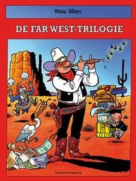 De far west-trilogie NERO TRILOGIE, Sleen, Marc, Paperback