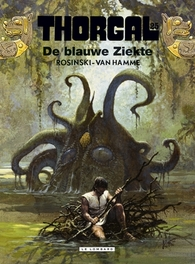 THORGAL 25. DE BLAUWE ZIEKTE THORGAL, Van Hamme, Jean, Paperback