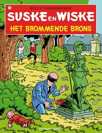 Het brommende brons Suske en Wiske, Willy Vandersteen, Paperback