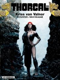 THORGAL 28. KRISS VAN VALNOR THORGAL, ROSINSKI, GRZEGORZ, Paperback