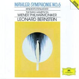 SYMPH. NO.6 -KINDERTOTEN- HAMPSON/WP/BERNSTEIN Audio CD, G. MAHLER, CD