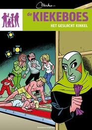 Het geslacht Kinkel De Kiekeboes, Merho, Paperback