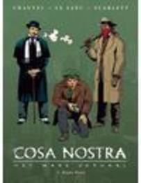 COSA NOSTRA HC01. MANO NERA COSA NOSTRA, Chauvel, David, Hardcover