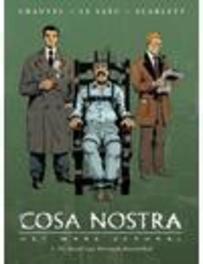 COSA NOSTRA HC02. DE DOOD VAN HERMAN ROSENTHAL COSA NOSTRA, BIJ, RENÉ VAN DER, EDINK, HANS, Hardcover