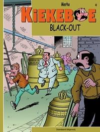Black-out De Kiekeboes, Merho, Paperback