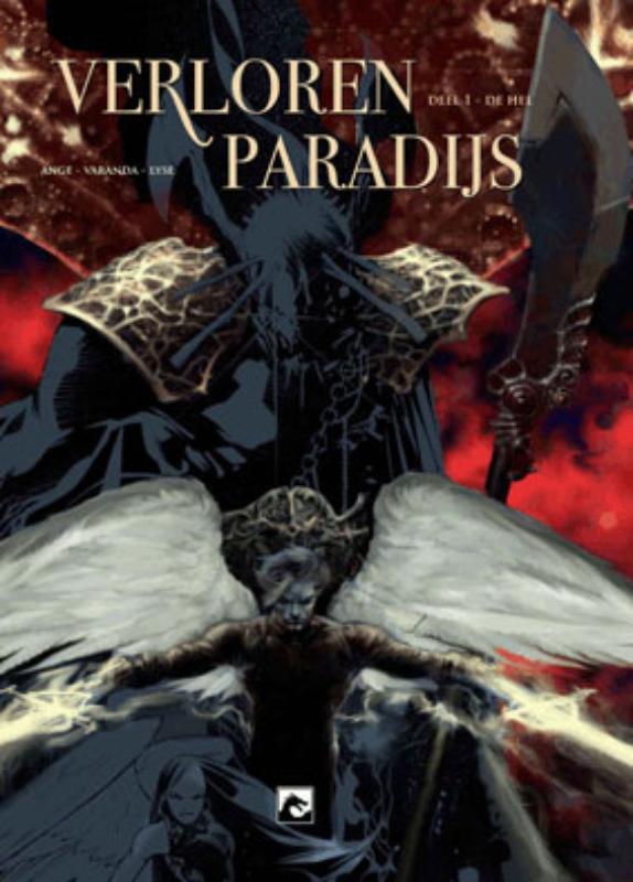 Verloren Paradijs: 1 Hel VERLOREN PARADIJS PSALM 1, Ange, Hardcover