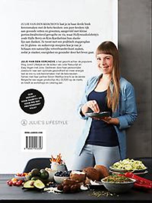 Het Keto-plan Maak van je lichaam een natuurlijke vetverbrander, Van den Kerchove, Julie, Hardcover