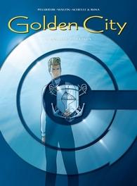 GOLDEN CITY HC05. DOSSIER HARRISON GOLDEN CITY, Pecqueur, Daniel, Hardcover