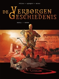VERBORGEN GESCHIEDENIS HC01. GENESIS 01/32 VERBORGEN GESCHIEDENIS, Pécau, Jean-Pierre, Hardcover