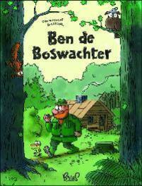 Ben de Boswachter 1 Cromheecke, Luc, Hardcover