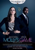 Molly's game, (Blu-Ray)