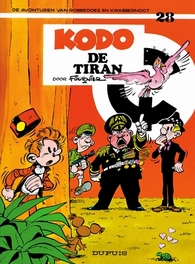 ROBBEDOES & KWABBERNOOT 28. KODO, DE TIRAN ROBBEDOES & KWABBERNOOT, Fournier, Paperback