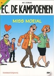 KAMPIOENEN 56. MISS MOEIAL KAMPIOENEN, Leemans, Hec, Paperback