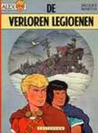 ALEX 06. DE VERLOREN LEGIOENEN ALEX, Martin, Jacques, Paperback