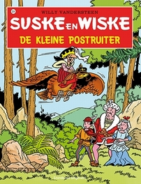 SUSKE EN WISKE 224. DE KLEINE POSTRUITER (NIEUWE COVER) Suske en Wiske, Geerts, Paul, Paperback