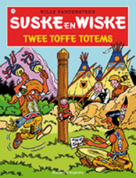 SUSKE EN WISKE 108. TWEE TOFFE TOTEMS (NIEUWE COVER)