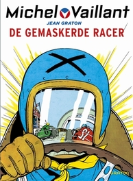 MICHEL VAILLANT HC02. DE GEMASKERDE WREKER. MICHEL VAILLANT, Graton, Jean, Hardcover