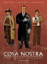 COSA NOSTRA HC08. OYSTER BAY COSA NOSTRA, Erwan, Le Saëc, Hardcover
