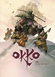 OKKO HC03. DE CYCLUS VAN DE AARDE 1 OKKO, Hub, Hardcover
