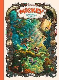 MICKEY MOUSE DOOR HC03. DE VERLOREN OCEAAN MICKEY MOUSE DOOR, Filippi, Denis-Pierre, Hardcover
