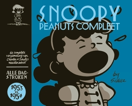Snoopy: 1953 en 1954 peanuts compleet, Charles Schulz, Hardcover