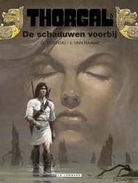 THORGAL 05. DE SCHADUWEN VOORBIJ THORGAL, Van Hamme, Jean, Paperback