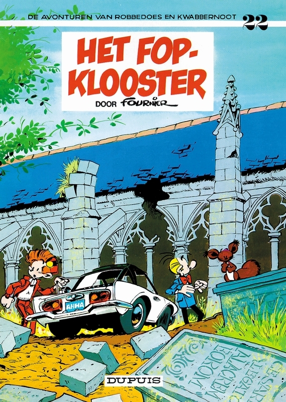 ROBBEDOES & KWABBERNOOT 22. HET FOPKLOOSTER ROBBEDOES & KWABBERNOOT, Fournier, Paperback