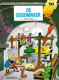 ROBBEDOES & KWABBERNOOT 20. DE GOUDMAKER ROBBEDOES & KWABBERNOOT, Fournier, Paperback