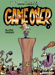 GAME OVER 01. BLORK RAIDER GAME OVER, Thiriet, Paperback