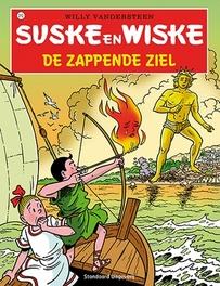 De zappende ziel Suske en Wiske, Willy Vandersteen, Paperback