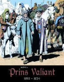Prins Valiant LUXE EDITIE 09 1952 -1953 FOSTER, Hardcover