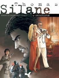 THOMAS SILANE 04. OBJECTIEVEN THOMAS SILANE, Chanoinat, Philippe, Paperback