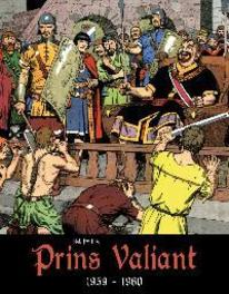Prins Valiant LUXE EDITIE 12 1959-1960 Hal, Foster, Hardcover