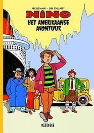 NINO HC01. HET AMERIKAANSE AVONTUUR NINO, Leemans, Hec, Hardcover