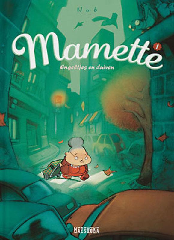 MAMETTE HC01. ENGELTJES EN DUIVEN MAMETTE, Nob, Hardcover