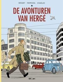 AVONTUREN VAN HERGE HCSP. DE AVONTUREN VAN HERGE (BIOGRAFIE) AVONTUREN VAN HERGE, Fromental, Jean-Luc, Hardcover