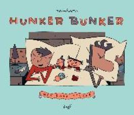 Hunker Bunker 1 Het roze gevaar Hunker bunker, Reinhart, Paperback