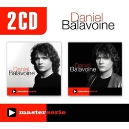 2CD ORIGINAUX *MASTER SERIE 2009 V1 & V2* DANIEL BALAVOINE, CD