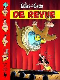 Gilles De Geus HC 04 De Revue Hanco, Kolk, Hardcover