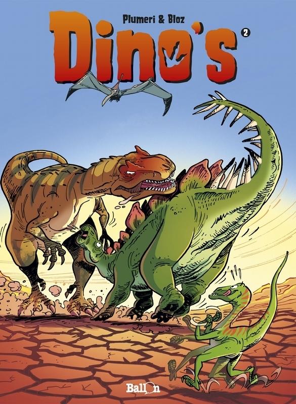 DINO'S 02. DINO'S, Plumeri, Arnaud, Paperback